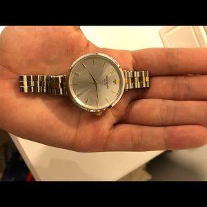 Two-tone Gramercy watch
